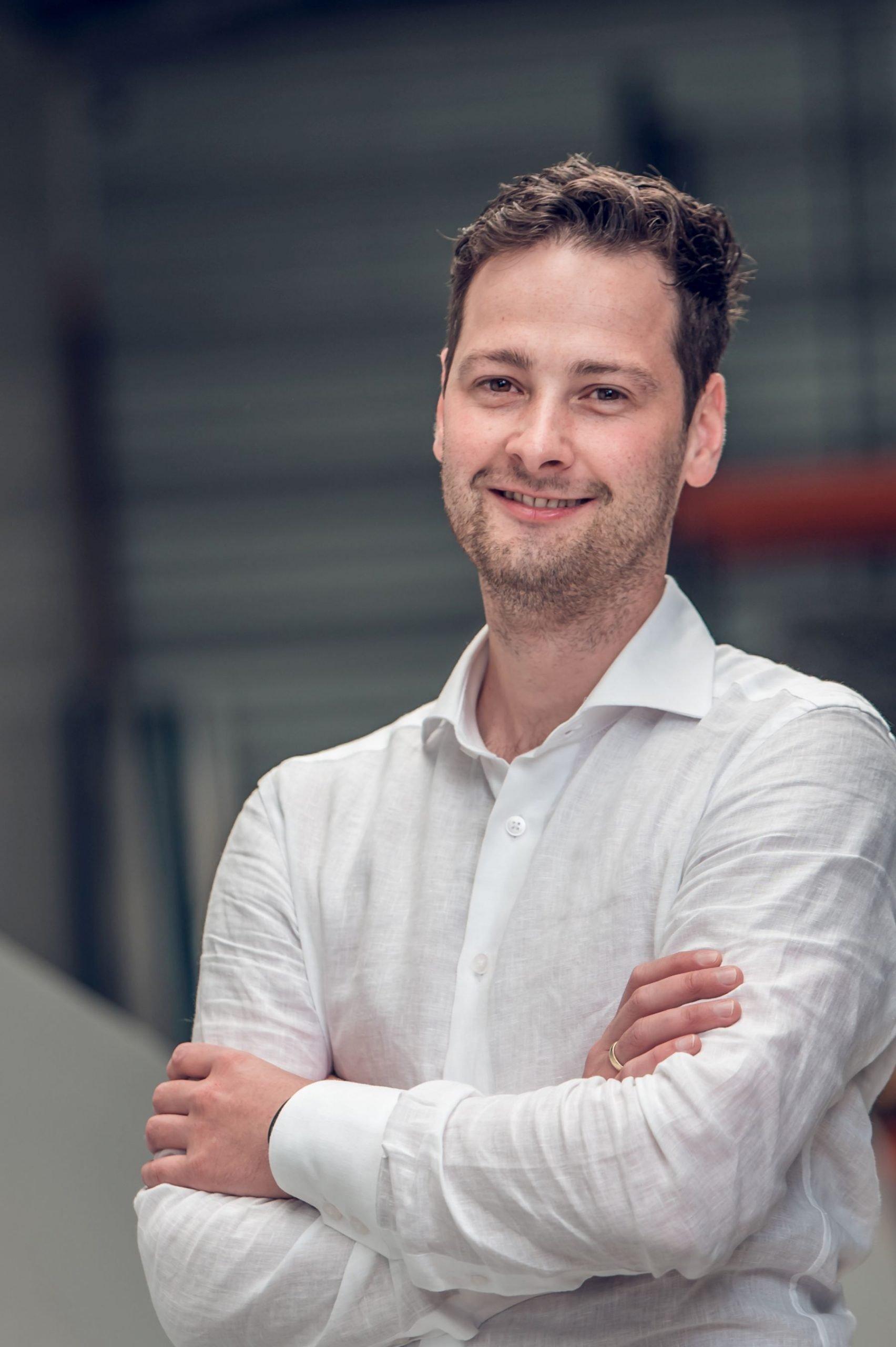 Martin van den Bosch