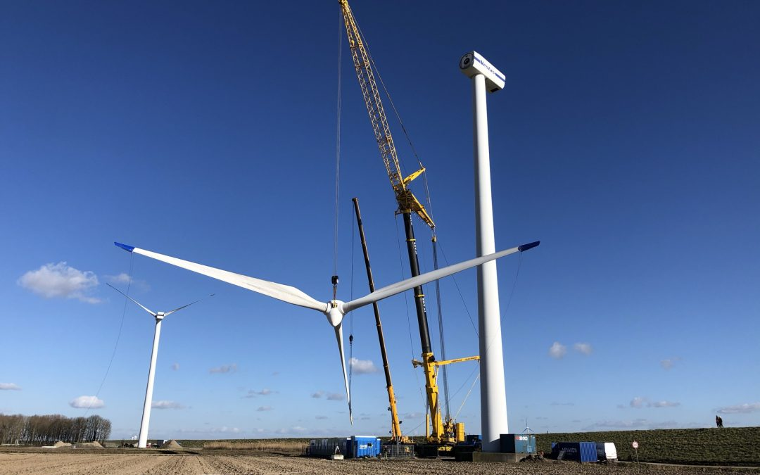 Windpark De Plaet