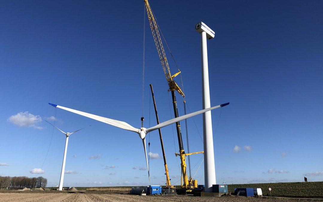 Windpark De Plaet