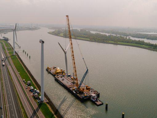 Netherlands – Nordex N80 (5x)