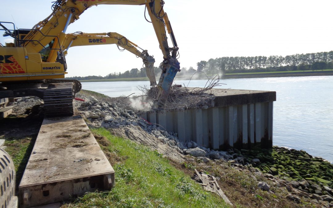 Restoring the site